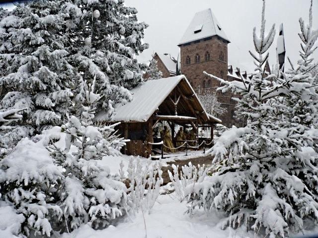 Marchés de Noël 2010 sous la neige 1 mp1357 - 27