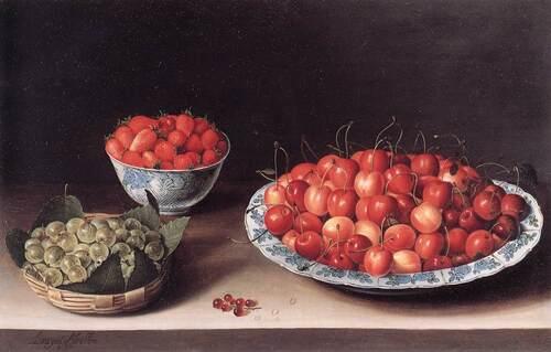 Les fruits de Louise Moillon