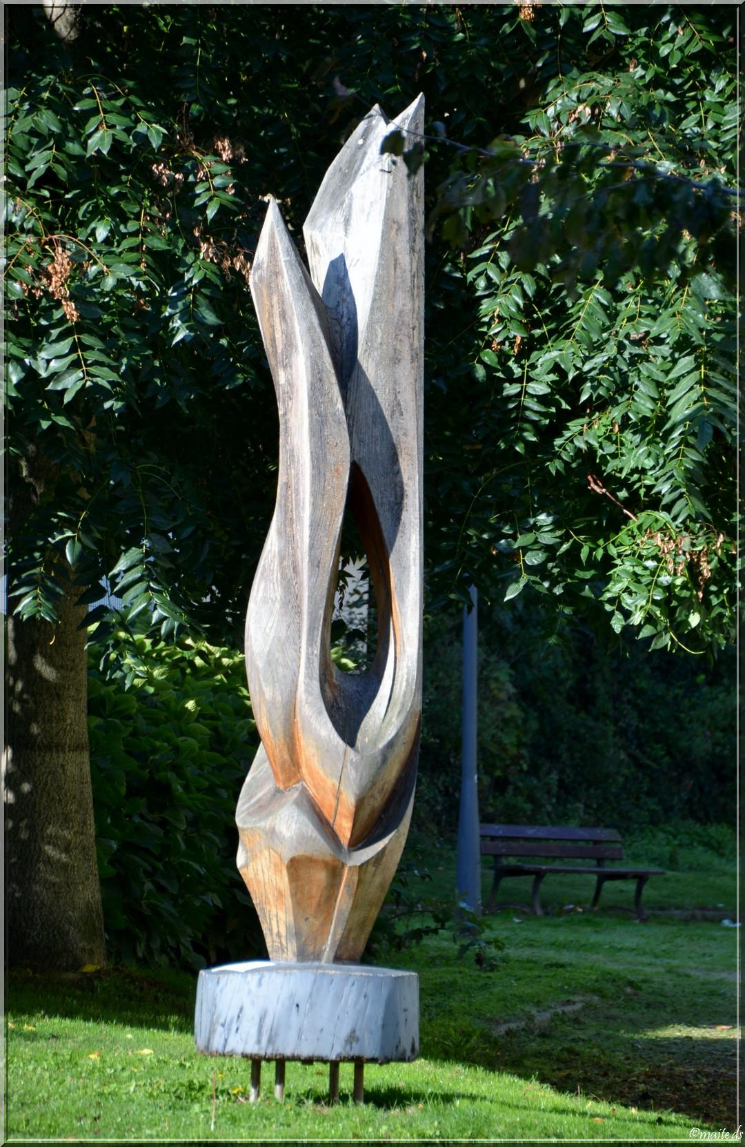Sculptures de Concarneau