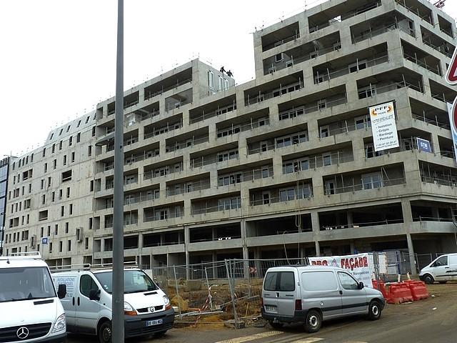 Quartier Amphithéâtre Metz 2 Marc de Metz 2012