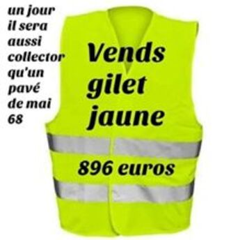Les gilets snobs collector!