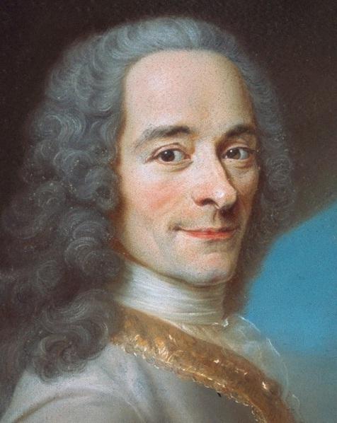 Voltaire on en parle !