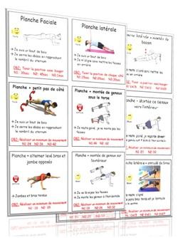 Ateliers de renforcement musculaire
