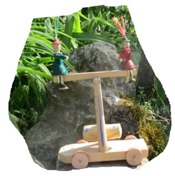 0A570 Petits jouets animés ( Sheiffen )