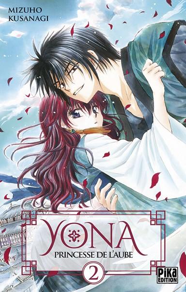 Akatsuki No Yona Tome 2