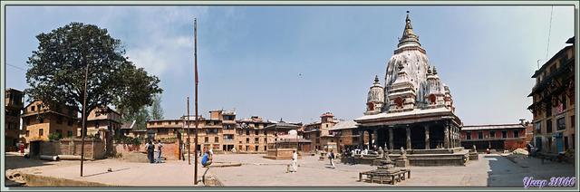 Blog de images-du-pays-des-ours : Images du Pays des Ours (et d'ailleurs ...), Temple de Rato Machhendranath - Bungamati - Népal