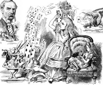 Gravures d'Alice