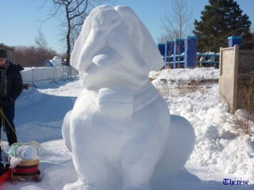 Montréal fête des neiges (19)