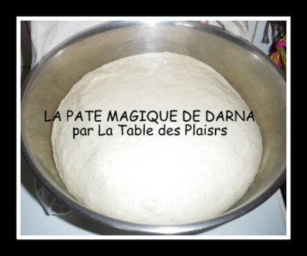 LA PÂTE MAGIQUE DE DARNA