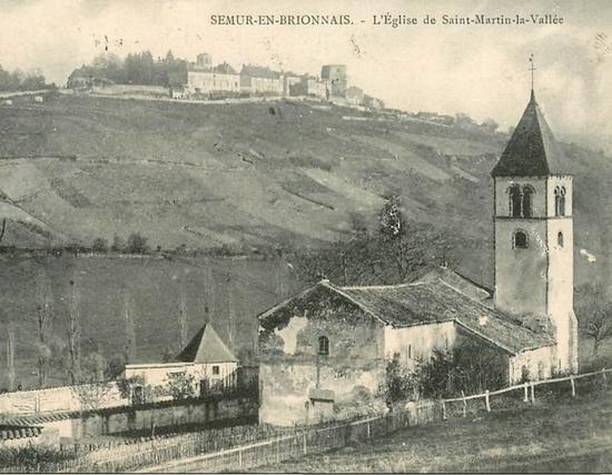 eglise de Saint Martin la Vallee 4