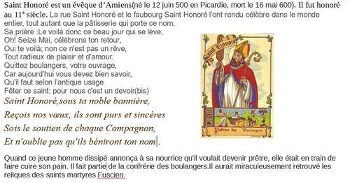 St Honoré