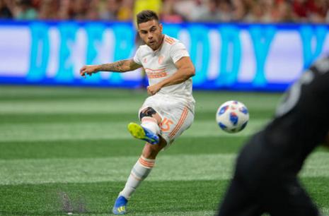 Maillot Atlanta United FC 2018 2019 Exterieur