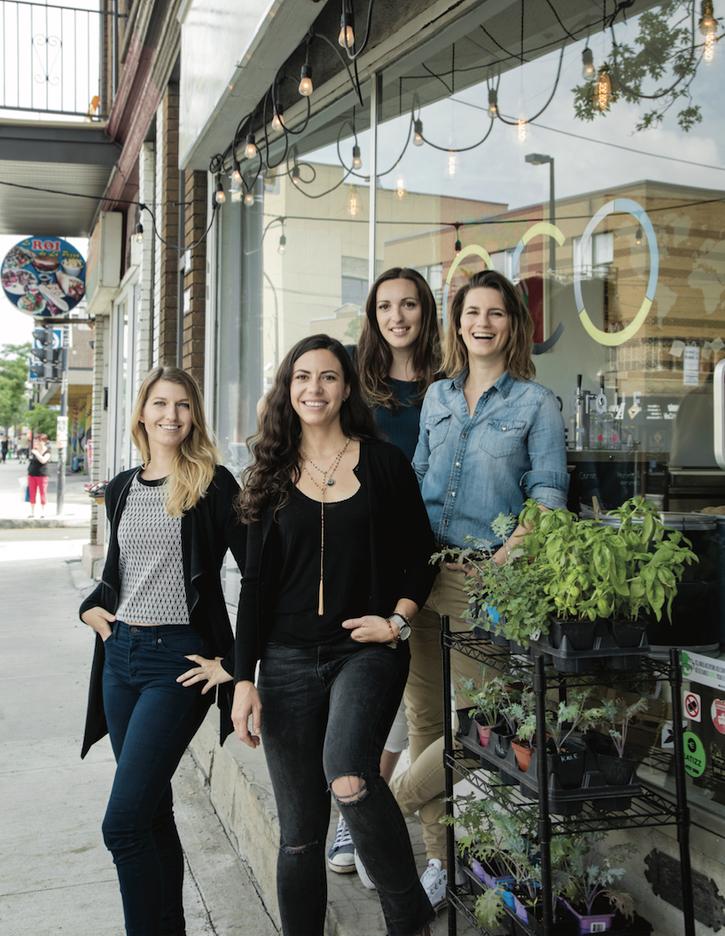 Environnement:  Épicerie Loco: des entrepreneures écolos