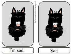 Flashcards sad