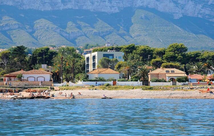 quelques images d'espagne à Xabia (javea) entre valence et Alicante..