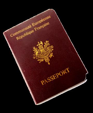 Passeport et Grande Détresse