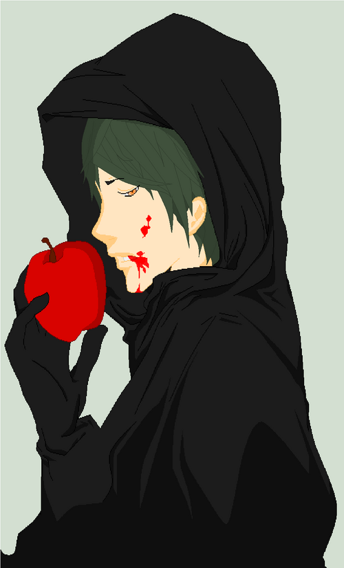Blood apple