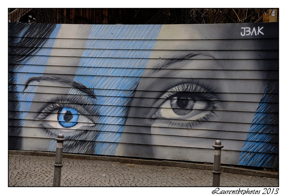 Street art a Berlin 2