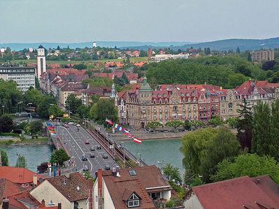 Blog de lisezmoi :Hello! Bienvenue sur mon blog!, L'Allemagne : Bade-Wurtemberg - Constance et son magnifique lac -