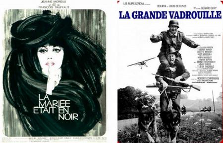 Deux affiches de René Ferracci datant des années 60