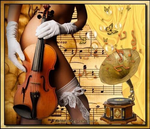 Mes Créations Musique