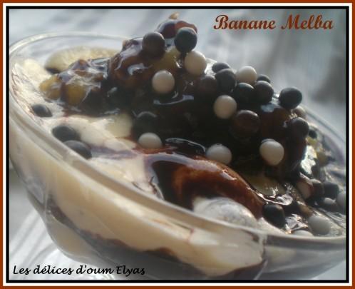 Banane melba, recette Tupperware (5)