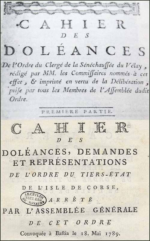 5 mai 1789 : ouverture des Etats Généraux