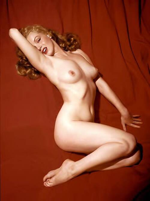 Don't forget the sexiest Marylin Monroe