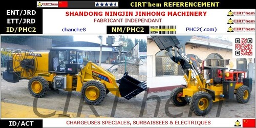 SHANDONG NINGJIN JINHONG MACHINERY