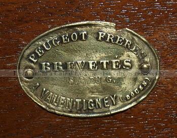 Peugeot frères Demi-Fin
