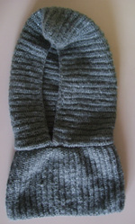 Snood capuche 2