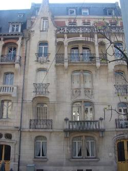 Immeuble France Lanord et Lombard