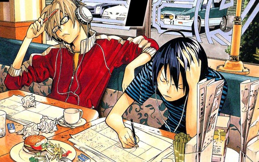 Les étapes de la création d'un manga