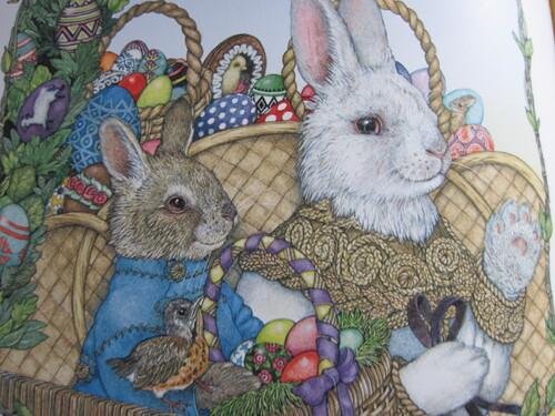 La surprise de Pâques, suite et fin.