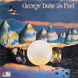 George Duke - Feel - Complete LP
