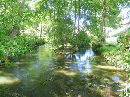 La vallée de la Blaise