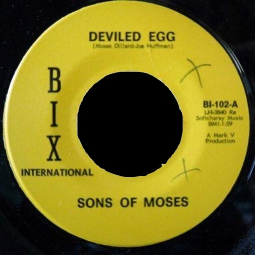 1970 : Single SP BIX International Records BI 102 [ US ]
