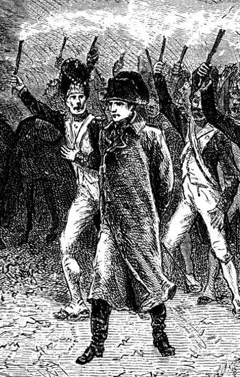 la saxe et la suède, alliées de napoléon, ont changé de camp pendant la