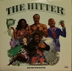 V.A. - The Hitter (OST) - Complete LP