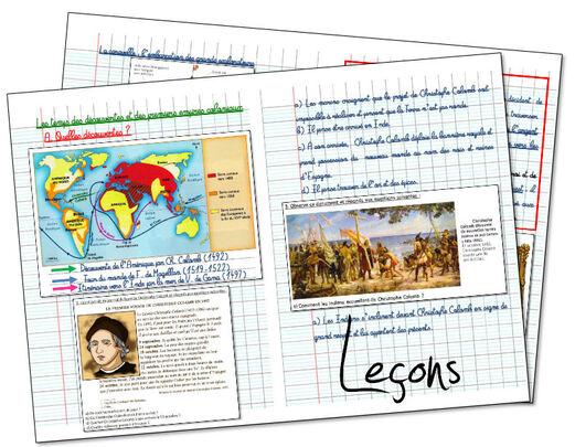 Les Grandes découvertes et les premiers empires coloniaux