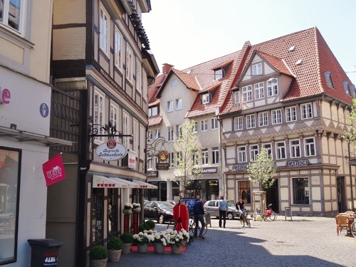 Brunswick en Allemagne (photos)