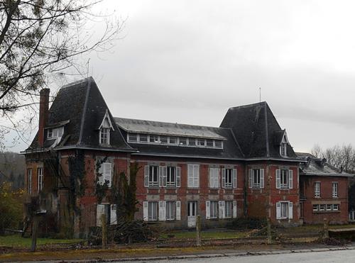 L'Aisne - Englancourt