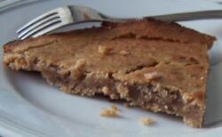 Biscuit à base de crème de  marron