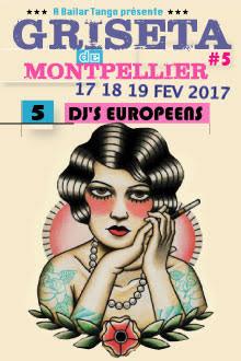 """★ DJ GERALD (Marseille) ce vendredi 27/1 à La PITUCA / """"GRISETA #5"""" le site ! ★"""