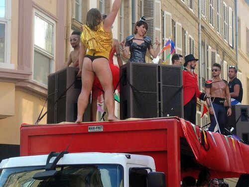 Gay pride du 13 juin