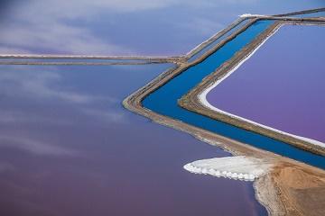 Les lacs artificiels de Frisco ...