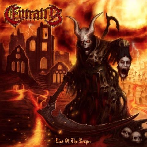 ENTRAILS - Détails et extrait du nouvel album Rise Of The Reaper