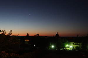 Les planètes du matin