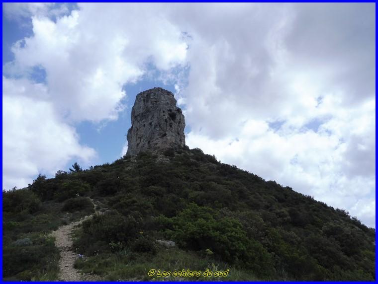 Le tour des dents de Roque Forcade