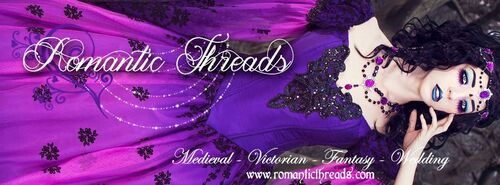 Romantic Threads, robes de rêves